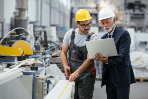 Is Your Manufacturing Company Safe Against Cybercrime?