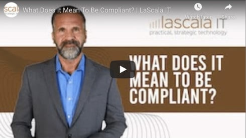 What Does It Mean To Be IT Compliant?